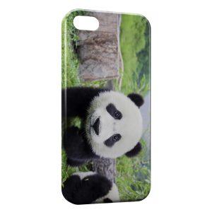 Coque iPhone 5/5S/SE Panda 5
