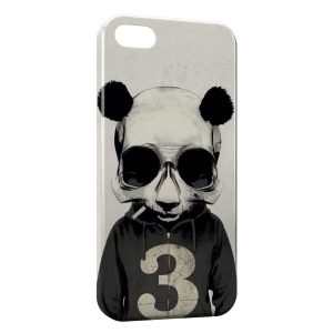 Coque iPhone 5/5S/SE Panda Style Design Sweat
