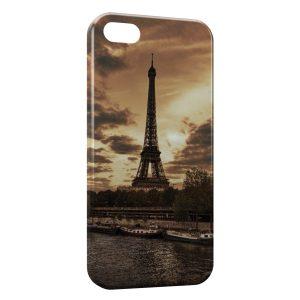 Coque iPhone 5/5S/SE Paris Tour Eiffel