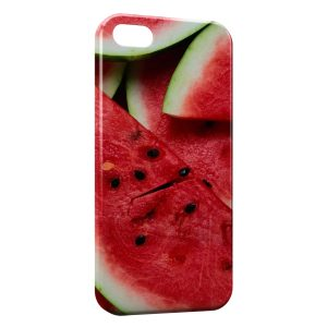 Coque iPhone 5/5S/SE Pasteque