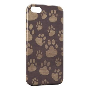 Coque iPhone 5/5S/SE Pattes d'Ours