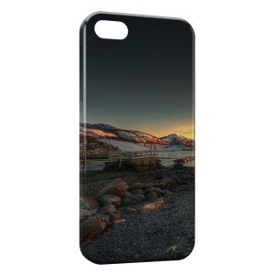 Coque iPhone 5/5S/SE Paysage 7