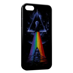 Coque iPhone 5/5S/SE Peaceful Journey