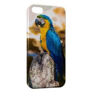 Coque iPhone 5/5S/SE Perroquet