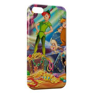 Coque iPhone 5/5S/SE Peter Pan