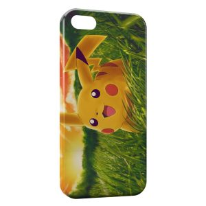Coque iPhone 5/5S/SE Pikachu