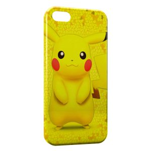 Coque iPhone 5/5S/SE Pikachu Pokemon