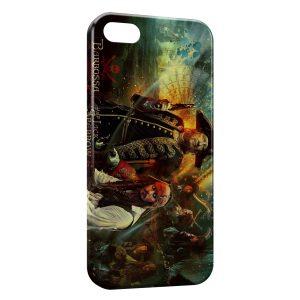 Coque iPhone 5/5S/SE Pirates des Caraibes 3