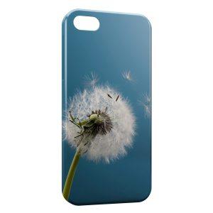 Coque iPhone 5/5S/SE Pissenlit