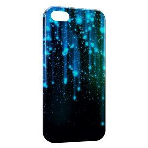 Coque iPhone 5/5S/SE Pluie & Galaxy