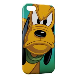 Coque iPhone 5/5S/SE Pluto Donald 23