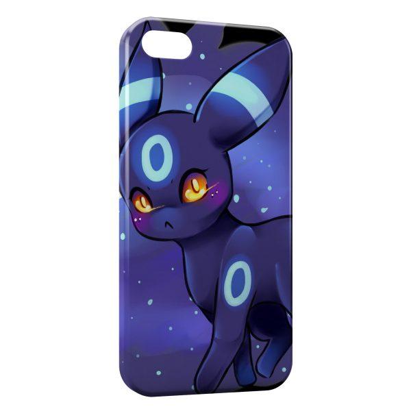 Coque iPhone 5/5S/SE Pokemon Violet Design