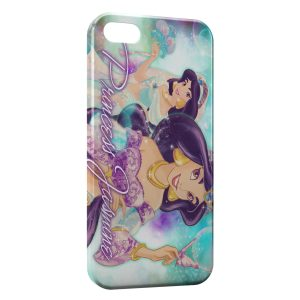 Coque iPhone 5/5S/SE Princesse Jasmine Aladdin