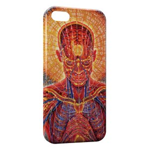 Coque iPhone 5/5S/SE Psychedelic Style 5