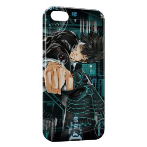 Coque iPhone 5/5S/SE Psycho-Pass Manga Animé