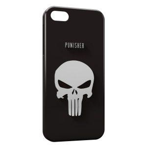 Coque iPhone 5/5S/SE Punisher Logo