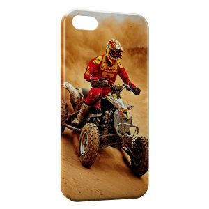 Coque iPhone 5/5S/SE Quad Style