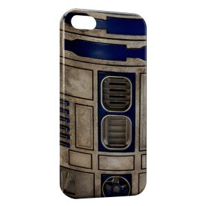 Coque iPhone 5/5S/SE R2D2 Star Wars