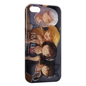Coque iPhone 5/5S/SE RWBY Manga 3