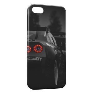 Coque iPhone 5/5S/SE Racing GT voiture