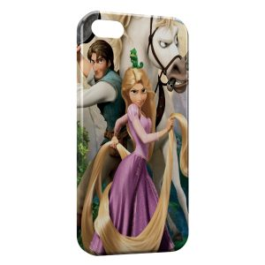 Coque iPhone 5/5S/SE Raiponce Flynn Maximus 2