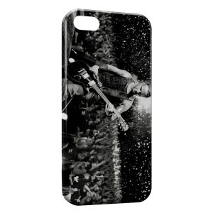 Coque iPhone 5/5S/SE Rammstein Music