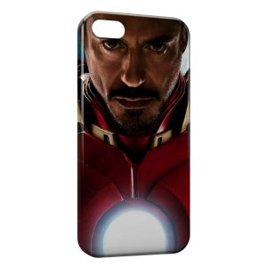 Coque iPhone 5/5S/SE Real Iron Man
