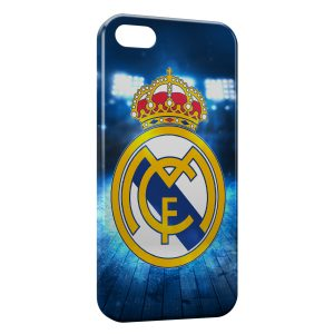 Coque iPhone 5/5S/SE Real Madrid Football 14