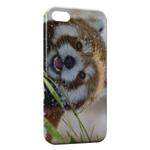 Coque iPhone 5/5S/SE Red panda