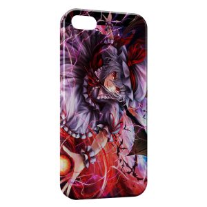 Coque iPhone 5/5S/SE Remilia Scarlet Manga 2