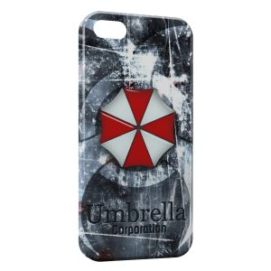 Coque iPhone 5/5S/SE Resident Evil Jeu 3