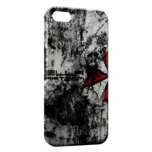 Coque iPhone 5/5S/SE Resident Evil Jeu 4