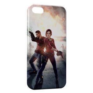 Coque iPhone 5/5S/SE Resident Evil Jeu 5