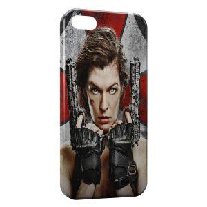 Coque iPhone 5/5S/SE Resident Evil Jeu 6