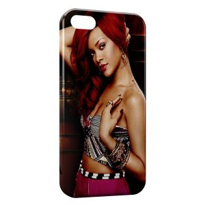 Coque iPhone 5/5S/SE Rihanna 4