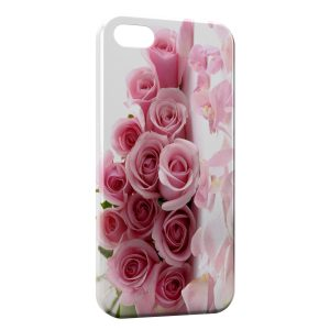 Coque iPhone 5/5S/SE Roses