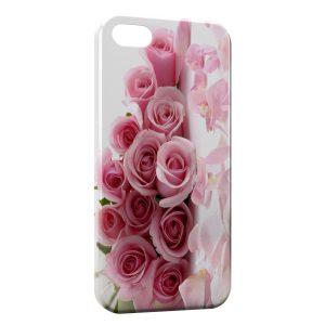 Coque iPhone 5/5S/SE Roses