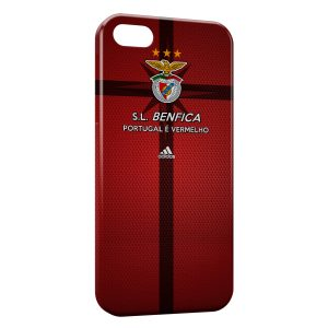 Coque iPhone 5/5S/SE SL Benfica Portugal Football