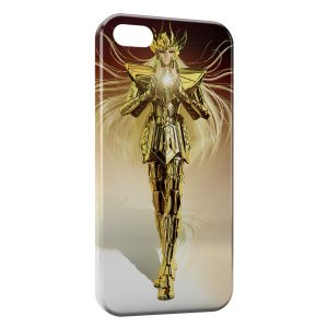 Coque iPhone 5/5S/SE Saint Seiya Manga