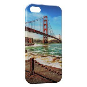 Coque iPhone 5/5S/SE San Francisco