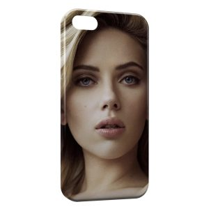 Coque iPhone 5/5S/SE Scarlett Johansson 2