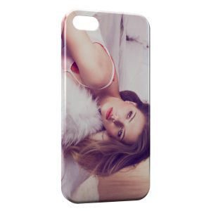 Coque iPhone 5/5S/SE Scarlett Johansson 3