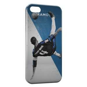 Coque iPhone 5/5S/SE Sergio Ramos Football