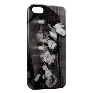 Coque iPhone 5/5S/SE Sex Pistols 2