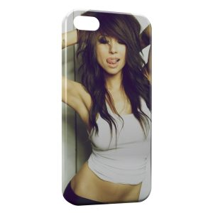 Coque iPhone 5/5S/SE Sexy Girl 14