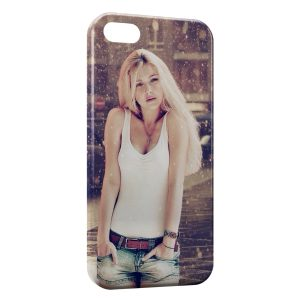Coque iPhone 5/5S/SE Sexy Girl 27