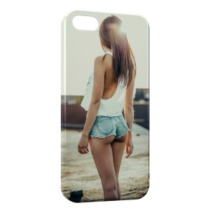 Coque iPhone 5/5S/SE Sexy Girl 29