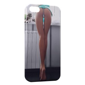 Coque iPhone 5/5S/SE Sexy Girl 40