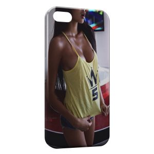 Coque iPhone 5/5S/SE Sexy Girl 41
