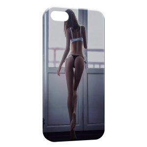 Coque iPhone 5/5S/SE Sexy Girl 43